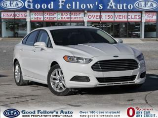 Used 2015 Ford Fusion SE MODEL, REARVIEW CAMERA, 2.5 LITER for sale in North York, ON