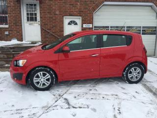 Used 2013 Chevrolet Sonic LT for sale in Bowmanville, ON