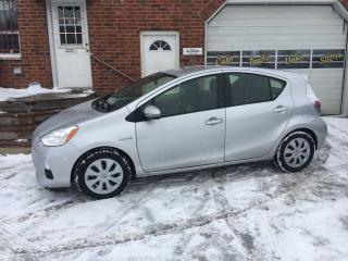 Used 2012 Toyota Prius c Base for sale in Bowmanville, ON