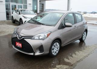 Used 2015 Toyota Yaris LE for sale in Renfrew, ON