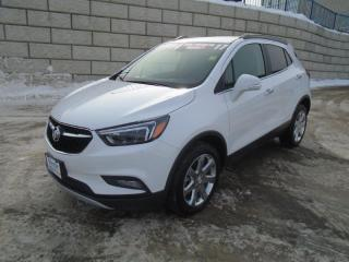 Used 2017 Buick Encore Essence for sale in Fredericton, NB