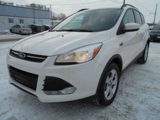 Used 2014 Ford Escape SE/4WD/LEATHER/2.0L/TOUCHSCREEN/2 SETS OF TIRES!! for sale in Guelph, ON
