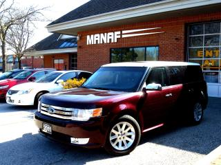 Used 2011 Ford Flex SEL Leather 3 Sunroofs CERTIFIED for sale in Concord, ON