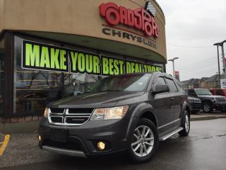 Used 2015 Dodge Journey SXT NAVI P-ROOF 7 PASS DVD AUTO START for sale in Scarborough, ON