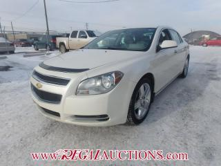 Used 2012 Chevrolet MALIBU LT PLATINUM EDITION 4D SEDAN 3.6L for sale in Calgary, AB