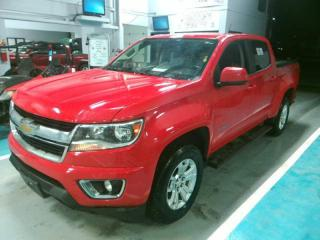 Used 2017 Chevrolet COLORADO LT * 4WD * CARGO COVER * BACK UP CAMERA * BLUETOOTH * SATELLITE RADIO * for sale in London, ON