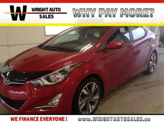 Used 2015 Hyundai Elantra GLS|SUNROOF|HEATED SEATS|35,250 KMS for sale in Cambridge, ON