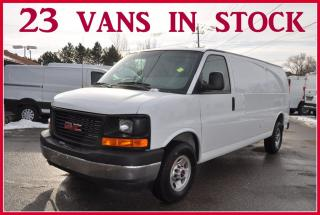 Used 2016 GMC Savana 2500 - for sale in Aurora, ON