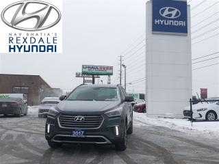 Used 2017 Hyundai Santa Fe XL Premium AWD 2.99% AVAILABLE O.A.C. for sale in Etobicoke, ON
