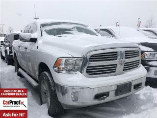Used 2017 Dodge Ram 1500 BIG HORN for sale in Mississauga, ON
