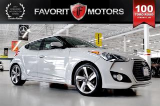 Used 2013 Hyundai Veloster Turbo Colour Pack | | NAV | PARK ASSIST for sale in North York, ON