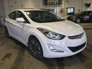 Used 2015 Hyundai Elantra Sport for sale in Edmonton, AB