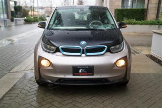 Used 2015 BMW i3 Base w/Range Extender for sale in Vancouver, BC