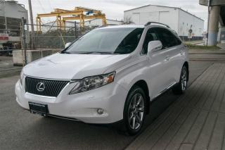 Used 2010 Lexus RX 350 RX350 for sale in Langley, BC