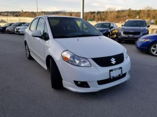 Used 2010 Suzuki SX4 Sport for sale in West Kelowna, BC
