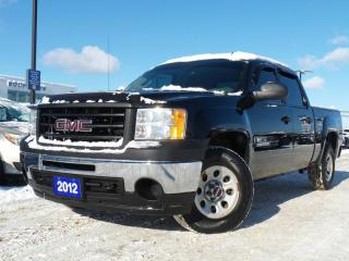 Used 2012 GMC Sierra 1500 WT 4.8L V8 for sale in Midland, ON