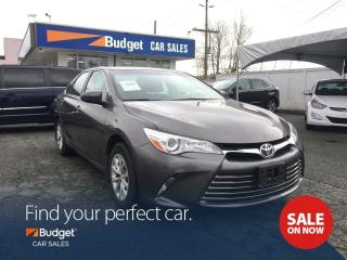 Used 2017 Toyota Camry Reliable, low Kms, Bluetooth, Fully Serviced for sale in Vancouver, BC