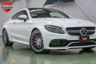 Used 2017 Mercedes-Benz C63 AMG S for sale in Oakville, ON