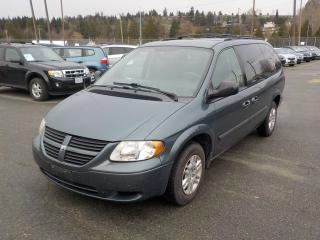 Used 2007 Dodge Grand Caravan SE Stow N' Go for sale in Burnaby, BC