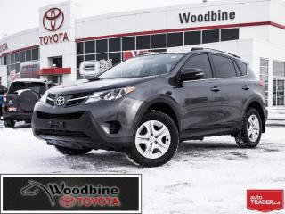 Used 2015 Toyota RAV 4 LE LE AWD! BACK UP CAM! BLUETOOTH! for sale in Etobicoke, ON