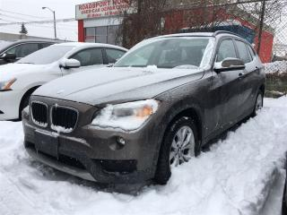 Used 2014 BMW X1 xDrive28i. one owner, clean carproof for sale in Scarborough, ON