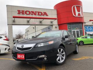 Used 2013 Acura TL w/Tech Pkg, navi, one owner, great shape and price for sale in Scarborough, ON