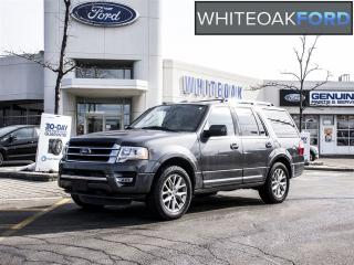 Used 2017 Ford Expedition Limited  for sale in Mississauga, ON