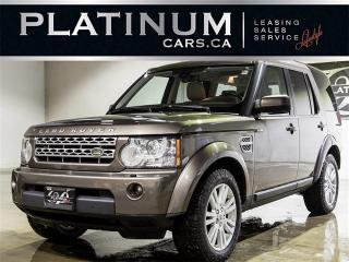 Used 2010 Land Rover LR4 HSE, 7 PASSENGER, NAVI, REAR ENTERTAINMENT, CAM for sale in North York, ON