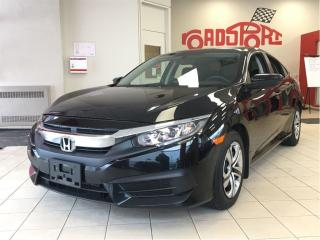 Used 2016 Honda Civic Sedan LX, one owner, excellent shape for sale in Scarborough, ON