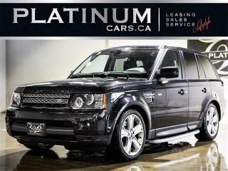 Used 2012 Land Rover Range Rover Sport HSE LUXURY, NAVI, CAM, SUNROOF, HEATED LTHR for sale in North York, ON