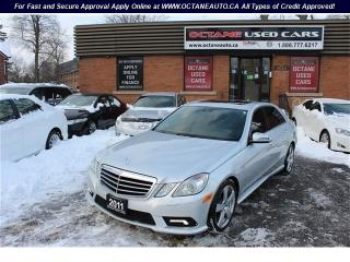Used 2011 Mercedes-Benz E 350 Sport 4MATIC for sale in Scarborough, ON