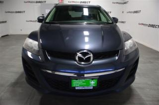Used 2011 Mazda CX-7 GS| AWD| LEATHER| SUNROOF| LOCAL TRADE| for sale in Burlington, ON