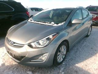 Used 2016 Hyundai Elantra *Only 8,896 KMs! for sale in Winnipeg, MB