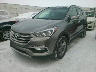 Used 2017 Hyundai Santa Fe Sport *AWD/Lthr for sale in Winnipeg, MB