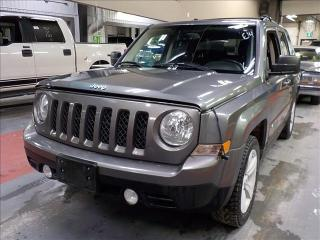 Used 2014 Jeep Patriot North *Roof for sale in Winnipeg, MB