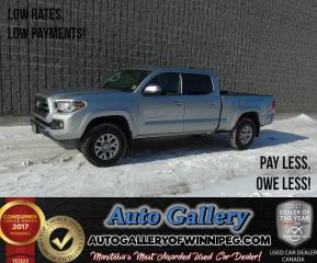 Used 2016 Toyota Tacoma SR5 *htd seats/4X4 for sale in Winnipeg, MB