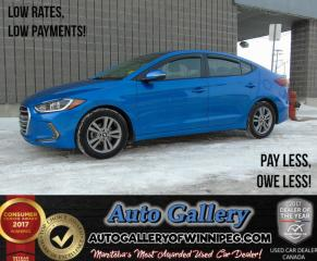 Used 2017 Hyundai Elantra GL for sale in Winnipeg, MB