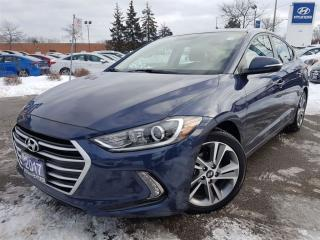 Used 2017 Hyundai Elantra GLS AS NEW.!! Call now.... for sale in Mississauga, ON