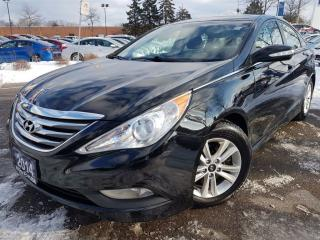 Used 2014 Hyundai Sonata GLS-Sunroof and Alloy rims.. Call us for sale in Mississauga, ON