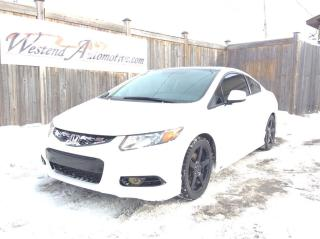 Used 2012 Honda Civic coupe si for sale in Stittsville, ON