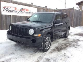 Used 2009 Jeep Patriot SPORT for sale in Stittsville, ON