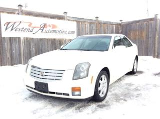 Used 2007 Cadillac CTS 2.8L for sale in Stittsville, ON