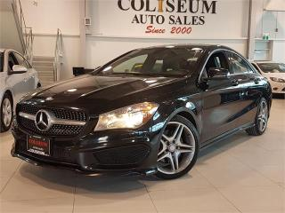 Used 2014 Mercedes-Benz CLA-Class CLA 250 4MATIC-AMG-1 OWNER-NO ACCIDENTS for sale in York, ON