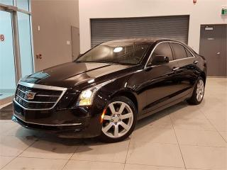Used 2015 Cadillac ATS Sedan 2.5L **BUMPER TO BUMPER FACTORY WARRANTY** for sale in York, ON