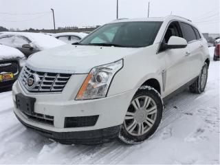Used 2013 Cadillac SRX Luxury NICE LOCAL TRADE IN for sale in St Catharines, ON