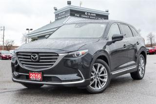 Used 2016 Mazda CX-9 CLICK -> READ & SAVE for sale in Mississauga, ON