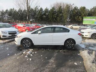 Used 2013 Honda Civic EX FWD for sale in Cayuga, ON