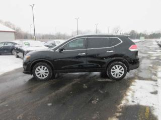 Used 2015 Nissan Rogue S AWD for sale in Cayuga, ON