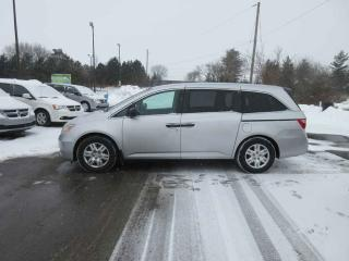 Used 2011 Honda ODYSSEY LX FWD for sale in Cayuga, ON