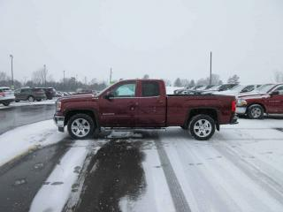 Used 2014 GMC SIERRA SLE DOUBLE CAB 4X4 for sale in Cayuga, ON